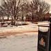 Jackson Park/DeLoach Antiques Sign