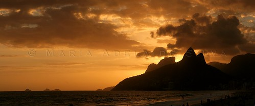 Rio 450 - Pôr do sol - Sunset
