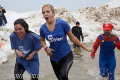 2015EvanstonPlunge-ST0126-XL (Special Olympics ILL) Tags: charity people usa chicago news cold ice beach sports broadcast water station night swimming tv illinois sand support frost hole dive freezing slush tent lakemichigan il special event help aid assist freeze blackhawks don