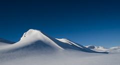 (Jahoa12) Tags: norge vinter himmel hvid sne fjeld bl landskab hovden bjerg austagder bykle