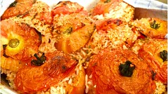 #Oggicucinarosa: Pomodori Ripieni (SalentoWeb.Tv) Tags: salentowebtv oggicucinarosa ricette cucina