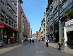 Leipzig City #3 (Raoul Brosch) Tags: world street city germany deutschland europa europe saxony leipzig sachsen stadt architektur passagen welt stadtlandschaft profanbauten