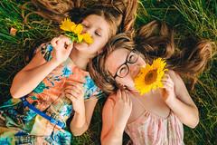 IMG_1237 (DavydchukNikolay) Tags:       kids kidsphoto kidsphotography happy happymoments flower summer photowithkids sunflower