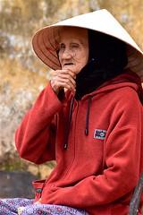 hope (jinephoto) Tags: life sell vietnam streetfood selling storekeeper asia