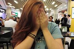 (gaavaldez) Tags: ruiva namorada redhair hair red linda beautiful girlfriend amor vida
