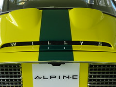 Willy's Alpine Interlagos Concours d'Elegance zondag 3 juli 2016 Apeldoorn (willemalink) Tags: 3 alpine juli concours zondag willys apeldoorn interlagos 2016 delegance