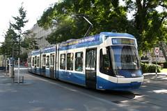 Cobra 3018 (V-Foto-Zrich) Tags: cobra tram zrich vbz verkehrsbetriebe zrilinie