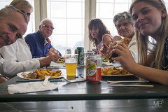 snack Le Gros Be LM+35_P0503 (mich53 - Thanks for 2700000 Views!) Tags: snack vacances 2015 leicamtype240 summiluxm35mmf14asph smiling smiles normandie pose selfportrait friends mich53 frites andouillettes scnedevie