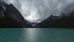 Lake Louise Clouds (ken.krach (kjkmep)) Tags: lakelouise banffnationalpark