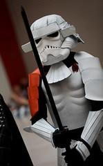 1DX_3752 (felt_tip_felon) Tags: starwars force cosplay stormtroopers empire jedi newhope darkside sith darthmaul raypark empirestrikesback returnofthejedi phantommenace excelcentre forceawakens starwarscelebrationeurope2016london