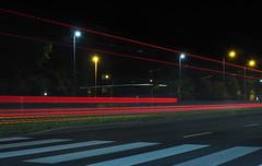 P7290079_v1 (jakubste) Tags: krakow cracow city night traffic