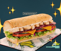 SUBWAY (Rosas ao VIVO) Tags: subway parque das rosas barra restaurante fast food sanduiche rapido combo cookie chocolate salada ao vivo