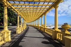 Pergola da Foz 517 (_Rjc9666_) Tags: arquitectura beach coastline colors fozdodouro landmark nikond5100 pergoladafoz places porto portugal praia praiadomolhe sea seascape seashore sky street tokina1224dx2 urbanphotography yellow ruijorge9666 pt 1520 517