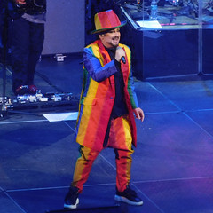 Boy George with Culture Club - 2016 Tour (dougclemens) Tags: family boy club george concert culture arena odowd