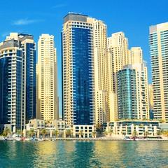 Dubai marina (nigelharris4) Tags: wealth middleeast citylife city skyscraper architecture boat yachts marina uae dubai