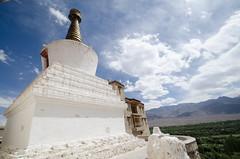 Thiksey Monastery (ashwin kumar) Tags: green leh ladakh kashmir himalayas thiksey monastery