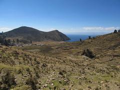 "Lac Titicaca: l'Isla del Sol <a style=""margin-left:10px; font-size:0.8em;"" href=""http://www.flickr.com/photos/127723101@N04/28567193326/"" target=""_blank"">@flickr</a>"