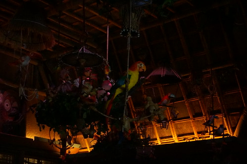 "Walt Disney's Enchanted Tiki Room • <a style=""font-size:0.8em;"" href=""http://www.flickr.com/photos/28558260@N04/28602561554/"" target=""_blank"">View on Flickr</a>"
