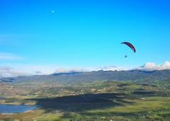Valle de Guasca (Up In Mercury) Tags: andean highlands colombia sabana de bogota parapente paragliding vuela paramo mountain montaa landscape wander