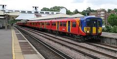 Class 455/9 Surbiton (hoskinb1) Tags: 455 surbiton swt emu southern