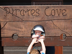 In the stocks at a young age (photoverulam) Tags: ben harry isleofwight shanklin