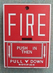 Fire Alarm (TedParsnips) Tags: firealarm red stockphoto stockimage