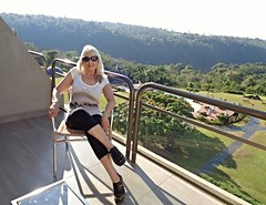En el balcn del Sheraton Iguaz (K.B.L. Luccia) Tags: cataratasiguazu2016 sheraton iguaz