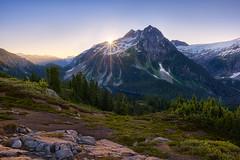 Pyramid Mountain (arturstanisz1) Tags: britishcolumbia canada mountains phototours photgraphy arturstanisz sunset sky