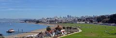 Crissy Field and San Francisco Skyline, California, USA (trphotoguy) Tags: sfo sanfrancisco ca california skyline cityskyline crissyfield goldengatenationalrecreationarea 2485mmf3545g