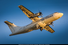 ORY.2010 # A5 ATR42 F-GPYD awp (CHR / AeroWorldpictures Team) Tags: airlinair opf air france atr 42500 cn 490 fgpyd engines 2x pwc pw127e history aircraft 15jan1996 built toulouse tls first flight reg fwwlj 28mar1996 delivered airlittoral fu lit 16oct2003 return 06sep2004 tsfd an rla leased nac config cabin y48 31mar2013 hop a5 opby atr42 atr42500 at4 plane aircrafts planes regional takeoff planespotting paris orly ory lfpo airport europe sunset nikon d300s zoomlenses 70300vr nikkor lightroom airfrance af