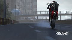 Ride 2_20161012180316 (FSV-2009) Tags: triumph speed triple s abs brembo ohlins akra akrapovic bike moto ride2 ride 2 milestone macao macau circuit exhaust muffler bolton slipon system skorpion flame shoot fire popping pop suomy helmet