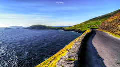 Sleeping Giant II (Ray Moloney Photography) Tags: ifttt 500px dingle ireland county kerry ocean beach water sky clouds blue travel sun green sand coast beautiful rocks light summer atlantic road fear sleeping giant eire
