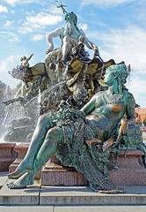 Germany-00060 - Neptune Fountain (archer10 (Dennis) 83M Views) Tags: germany berlin building sony a6300 ilce6300 18200mm 1650mm mirrorless free freepicture archer10 dennis jarvis dennisgjarvis dennisjarvis iamcanadian novascotia canada neptunesfountain globus tour