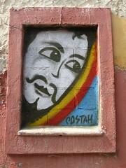 Street Art by Costah (Linda DV) Tags: lindadevolder panasonic geotagged travel portugal porto europe 2016 citytrip oporto ribbet graffiti streetart