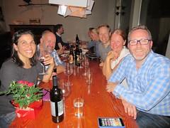 at the Gudrun Tasting Room.. (iwona_kellie) Tags: gudruntastingroom steveston richmond britishcolumbia joanne birthday friends conor chris dinner surprise celebration september 2016