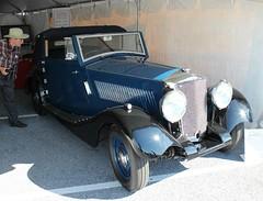 1937 Railton Fairmile Drop Head Coupe (carphoto) Tags: 1937 railton fairmile drop head coupepollock auto restorations pottstown pa2016 hershey old car flea market richard spiegelman carphoto