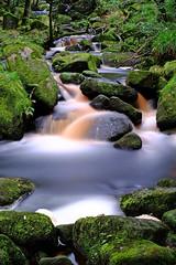 PADLEY GORGE 2 (Rust Never Sleeps) Tags: padley gorge peak district derbyshire england great britain uk united kingdom fujifilm xt10 fujinon xf 35mm f14 landscape waterfall long exposure srb nd1000 filter