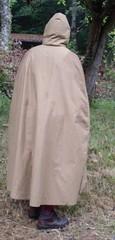 Rainmac-gummi-beige-SDC17642 (Umhaenge2010) Tags: cape cloak cloack umhang regenumhang raincape capeimpermable