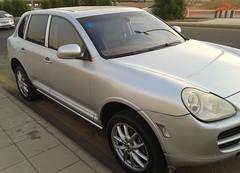 Porsche - Cayenne S - 2004  (saudi-top-cars) Tags: