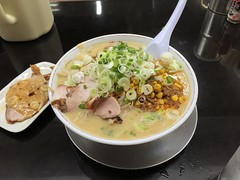 1  (shimashimaneko) Tags: foods  ramen  niigata  ojiya japan