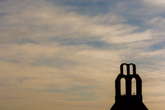 Santa Maria de Margalef | Amb els ulls ben oberts! (Ramon Orom Farr [calBenido]) Tags: torregrossa catalunya es santamariademargalef margalef pladurgell catalua catalonia catalogne campanar campanario skyline cel cielo sky cloud nvols nubes campanardespadanya espadanyes espadaas romnic romnico romanesque romnicdetranscisi campanardeparet ruinas runes patrimoni patrimonio pasoscatalans arcs arcos esglsia iglesia church glise planadurgell planadelleida abandonat abandonado santbartomeudemargalef santperedemargalef fachada faana temple templo patrimonireligis patrimonioreligioso patrimonicultural patrimoniocultural ipa14881 flickr d7100 nikon tamron light llum luz old vell viejo ancient antic antiguo europa europe monument monumento decay