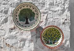 D3345-Par de platos (Eduardo Arias Rbanos) Tags: composiciones compositions pareja panasonic lumix g6 eduardoarias eduardoariasrbanos platos plats par pared wall