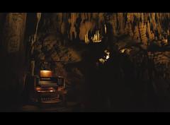 Genuinely musical (Santy (Chankii)) Tags: dark music piano santy santyphotography chankii luray caverns santosh chanki photography cavern cave lighting keyboard rocks