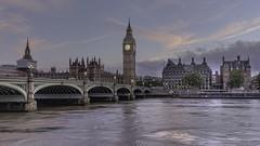Brexit Bridge (Jack Heald) Tags: westminster bridge london bigben thames river uk nikon heald jack travel tourist
