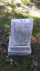 Alexander Somerville (Toronto Cemetery Walker) Tags: alexandersomerville toronto torontonecropolis cemetery canada journalist