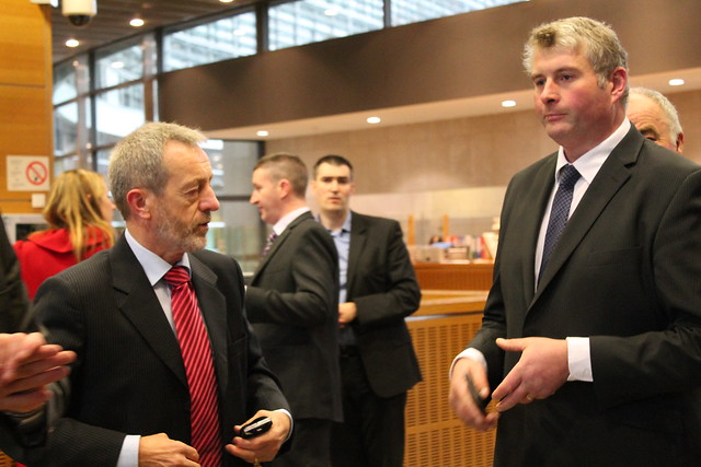 Hen Harrier meeting with European Commission