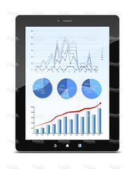 Business growth chart in Digital Tablet PC (Clipping path) - Stock Image (imagesstock) Tags: blue white chart computer design marketing pc pattern technology sale laptop report istockphoto performance plan graph business growth research planning diagram data savings istock ideas success development investment solution isolated touchscreen bullmarket notepad finance computermonitor touchpad concepts stockmarket palmtop ipad clippingpath linegraph analyzing digitaldisplay bargraph isolatedonwhite globalfinance personaldataassistant financialfigures electronicorganizer informationmedium digitaltablet stockmarketdata