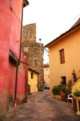 Vicopisano (Paul Pacio) Tags: street old houses colour nikon strada colore little case via d100 vicolo antico vicopisano