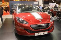 20140205 Paris Ile-de-France - Rtromobile - Peugeot RCZ R -(2014)- (anhndee) Tags: paris france frankreich iledefrance classiccars retromobile voituresanciennes rtromobile