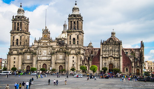 2014 - Mexico City - Cathedral